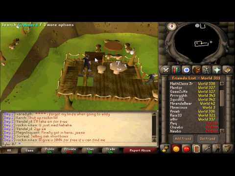 The Grand Tree Runescape 2007 Quest Guide
