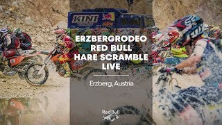 Best enduro riders meet up at Erzbergrodeo Red Bull Hare Scramble 2018.