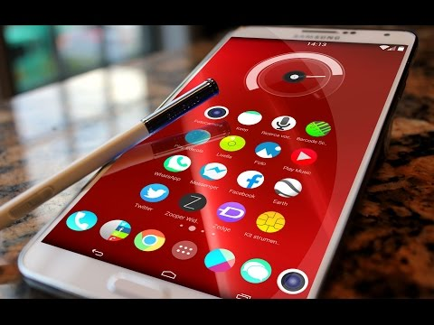 Samsung Galaxy Note 5 First Look 2015