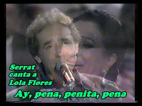 Thumbnail of video Joan Manuel Serrat - Ay pena, penita, pena