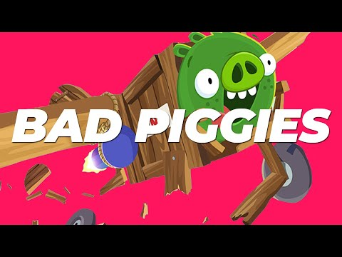 Bad Piggies Review [iOS & Android]