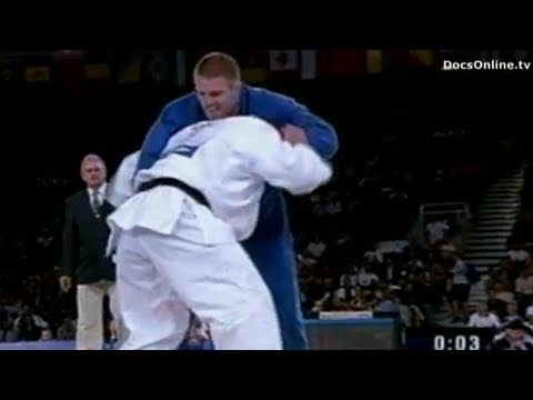 Judo match Sonnemans -  Olympics 1996 Image 1