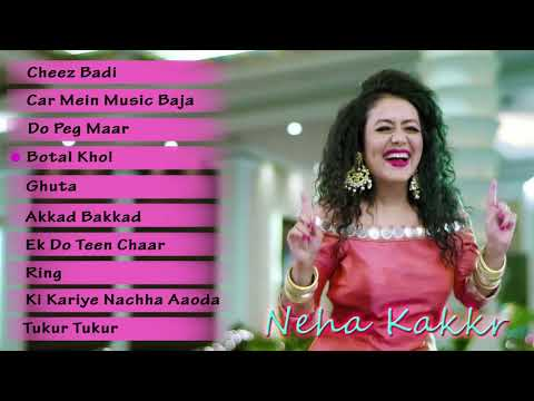 NEHA KAKAR | Romantic songs | Latest songs 2018 | Bollywood top10