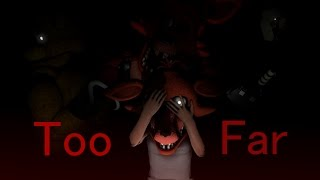 [SFM FNAF] Purple Vengeance part 2/5 (Too Far) {CONTAINS GORE}