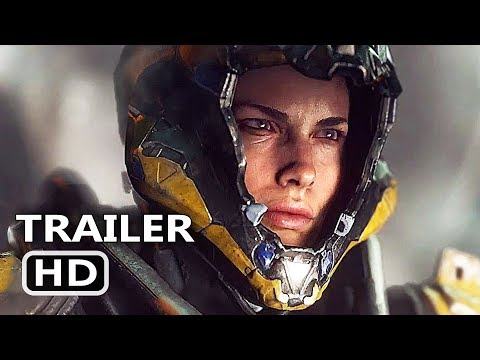 ANTHEM Official E3 Gameplay Trailer (2017) Bioware New Game HD