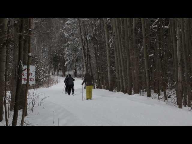 Horseshoe -- Healthy Happy Nordic Skiing