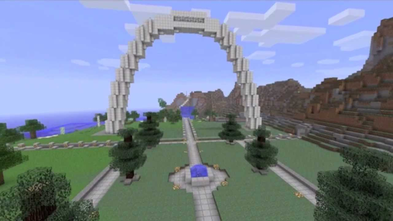 Bridge Builders Minecraft