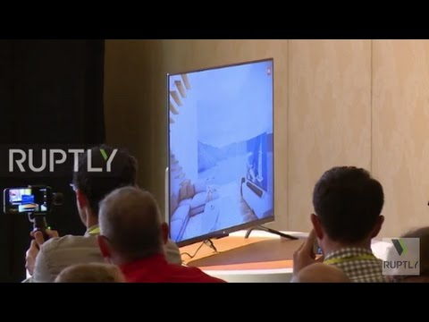 USA: Thinnest TV ever - Xiaomi's Mi TV 4 launched at CES electronics fair