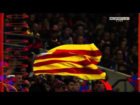 Spanish Supercup Real Madrid - FC Barcelona intro sky sport uk.mp4