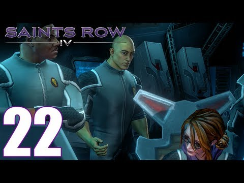 Saints Row IV Walkthrough Part 22: All Hands On Deck 1/2 Gameplay Let's Play