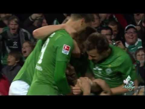 Werder Bremen - Claudio Pizarro - Nicht von dieser Welt by shadiego