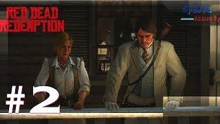 Red Dead Redemption - Campanha #2-Parte Domando Cavalos