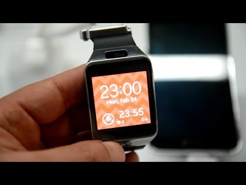 Samsung Galaxy Gear 2 Video İnceleme