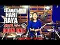 Selamat Hari Raya | METAL Version | BONUS | DRUM ONLY | by Nur Amira Syahira