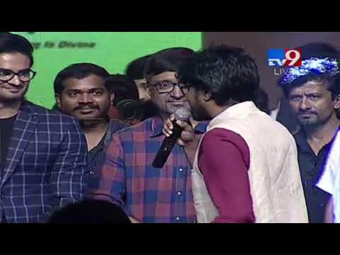 Rahul Ramakrishna speech at Sammohanam Pre Release - TV9