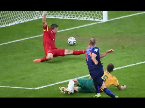 Highlight | Goal Belanda atas Brazil 3-0 | Piala Dunia Brazil VS Netherlands 13 Juli 2014