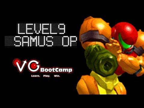 LvL 9 Samus OP. Nintendo Please Nerf