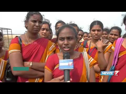 National level water sports on Manapad coast attracts people | News7 Tamil