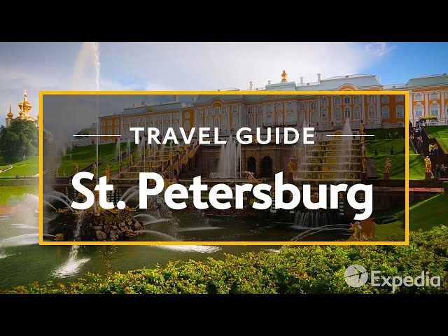 St. Petersburg Vacation Travel Guide | Expedia