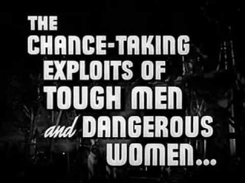 Joan Crawford Reunion In France 1942 Trailer