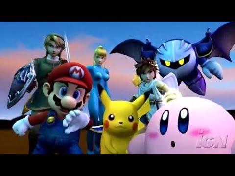 Super Smash Brothers Movie (Version B) - WMP Movie