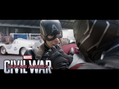 10 Day Countdown - Marvel's Captain America: Civil War