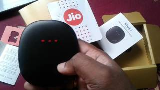 Reliance Jio MiFi JioFi device with 4G LTE Sim Review Working, Internal Parts, Features