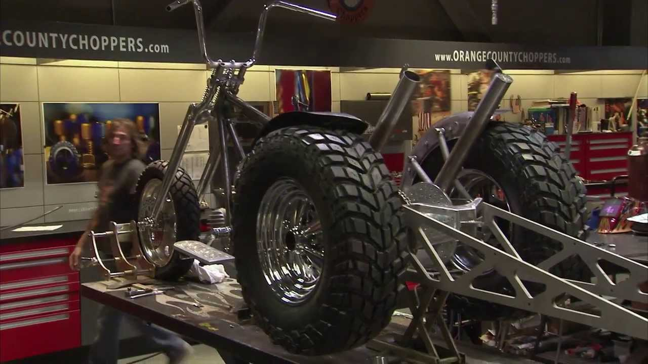 CMT's Orange County Choppers