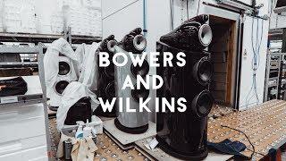 Inside Bowers & Wilkins' flagship speaker factory