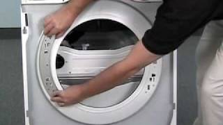 WL6511 XXL Washer Door Reversal