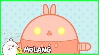 Molang - The Robot | Cartoon for kids