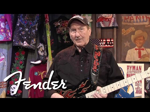 Celebrating 60 Years of the Fender Telecaster Part 1