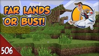 Minecraft Far Lands or Bust - #506 - Real Estate Conspiracies