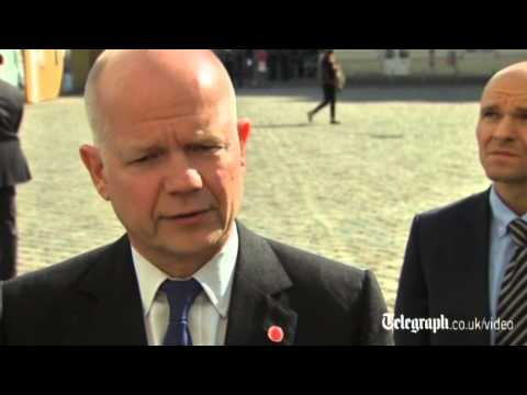 William Hague: Nigeria's Boko Haram 'a vile organisation'