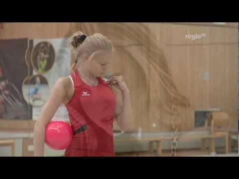 Nackte Tatsachen vor London - Olympionikin im Playboy (Regio TV Schwaben)