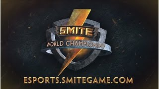 SMITE Path to World Championship Part III