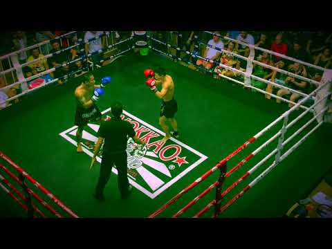 Fuk Combat 360X Great Muay Thai Fight 12 November 2018