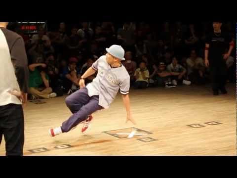 Free Style Session Japan 2012 TOP8 Shangri-La  vs  All AREA