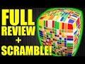 MoYu 13x13 FULL Review + Scramble!