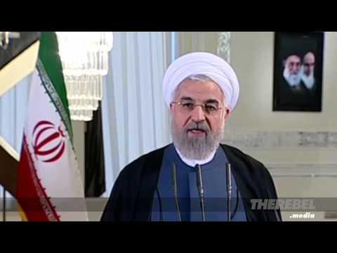 Iranian Navy Sends Warships To Yemen video
