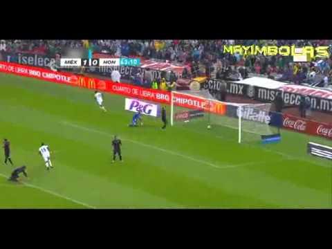 Honduras 2 vs Mexico 1 !!AZTECASO!! viva la H