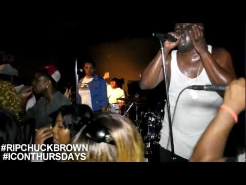 TCB- CHUCK BROWN TRIBUTE #ICONTHURSDAYS