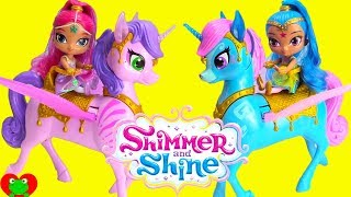 Shimmer and Shine Magical Flying Zahracorns