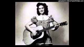 Watch Kitty Wells Whose Shoulder Will You Cry On video