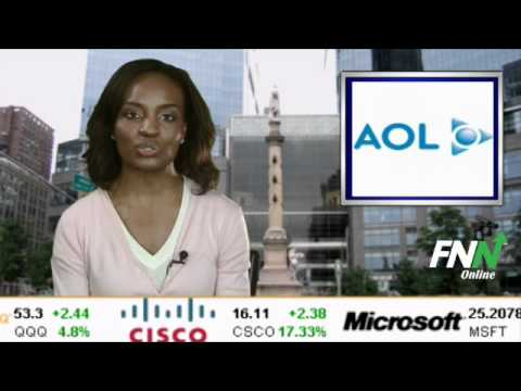 AOL Buying Back $250 Million Of Declining Stock