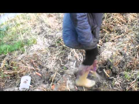 ★Squelchy mud & wet boots :) ᴴᴰ