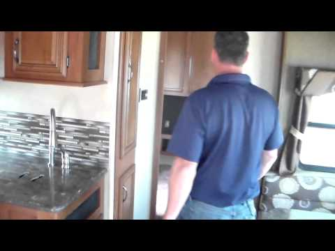 2015 Forest River Sierra 365SAQB 5th Wheel Trailer
