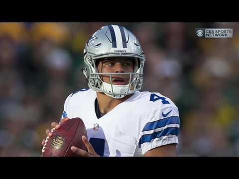 NFL Monday QB: Wentz and Prescott Week 11 performances