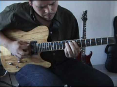 Original Song - Summer nights - Guitar Idol 2009 entry - Silvio Gazquez -