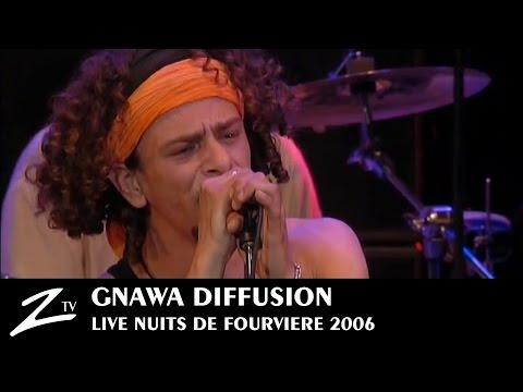 Gnawa Diffusion - Nuits De Fourvière - Zycopolis Tv video